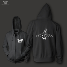 Westworld hoodie 3D print logo design high quality zipup hoodie sweatshirts men unisex 82% cotton fleece inside free shipping