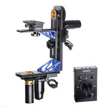 Sevenoak SK-ECH04 электронные 360 панорамирование наклон головы проводной пульт дистанционного управления с Управление для цифровой зеркальной камеры Canon Nikon sony DSLR Камера видеокамер Максимальная нагрузка 10 кг