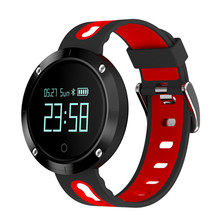 Smart Bracelet DM58 Heart Rate Monitor Smartband Blood Pressure Monitor Smartwatch IP67 Waterproof Activity Fitness watch PW95