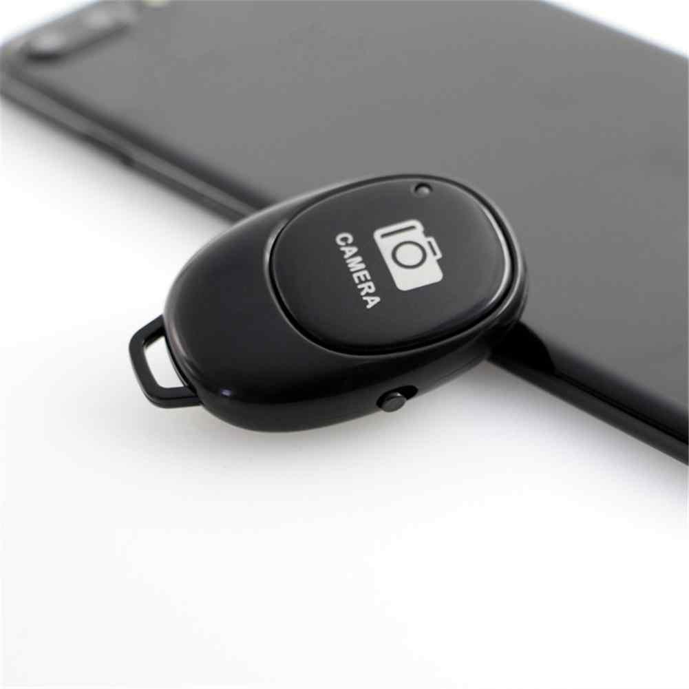 1 Chiếc Điều Khiển Từ Xa Bluetooth Nút Điều Khiển Không Dây Hẹn Giờ Ảnh Màn Trập Phát Hành Điện Thoại Chụp Hình Monopod Selfie