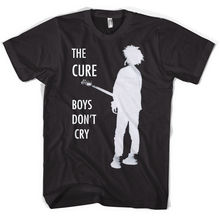 The Cure Boys Dont Cry Unisex T shirt All Sizes Colours New Shirts Funny Tops Tee