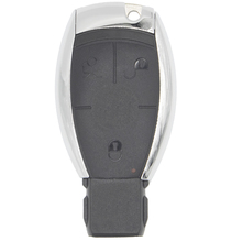 WhatsKey 3 Button Remote Key Shell Fob Case For Mercedes Benz A B C E S CL CLS CLA CLK W203 W204 W205 W210 W211 W212