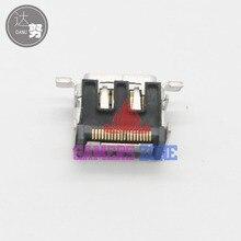 Conector de puerto de pantalla HDMI para Microsoft Xbox ONE, conector Jack para consola XBox 1, 6 uds.