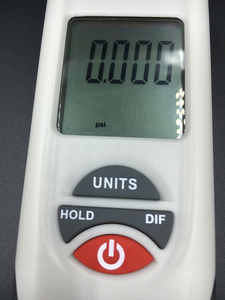 Image 5 - HT 1890 Digital Manometer air pressure meter air pressure Differential Gauge Kit 55H2O to +55H2O Data Hold medidor presion