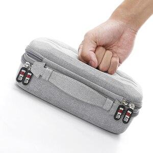 """Image 2 - Bubm Tas Voor Power Bank Digitale Ontvangst Accessoires Eva Case Voor 9.7 """"Ipad Kabel Organizer Draagbare Tas Voor Usb"""