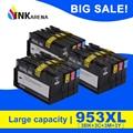 INKARENA 953XL чернила для HP 953 для HP953XL чернильный картридж для HP 7740 8210 8710 8715 8720 8730 8740 8725 чип принтера