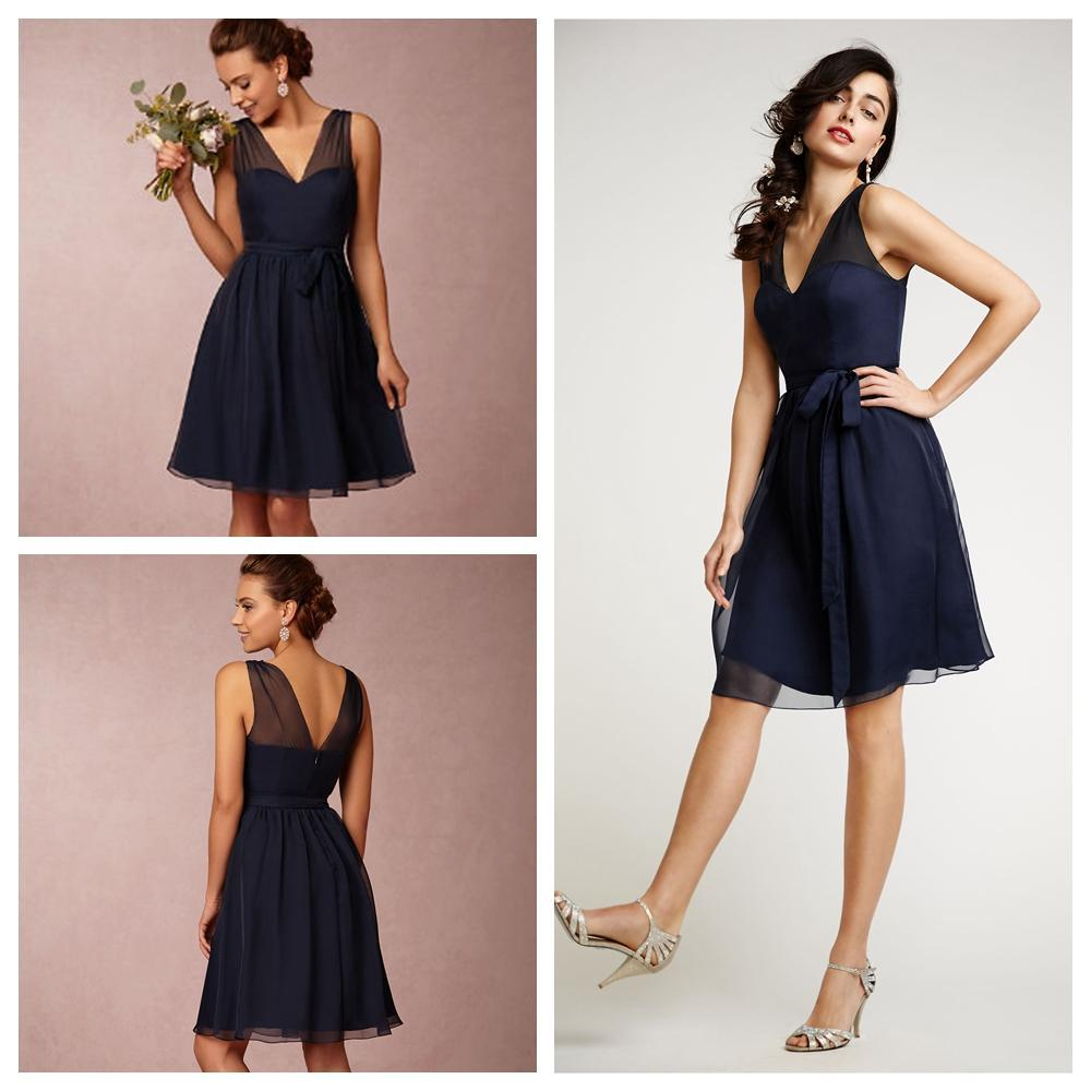 Online Buy Wholesale navy and royal blue bridesmaid from China ...