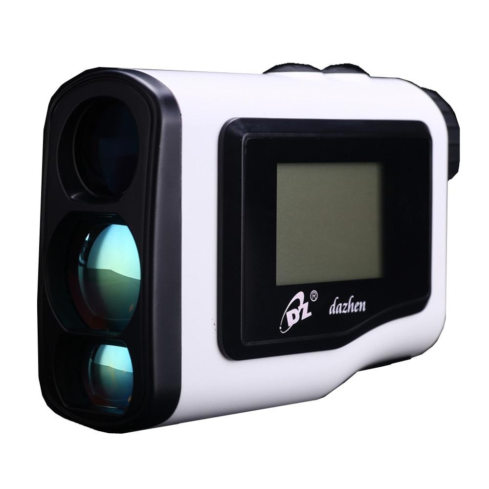 все цены на Golf Rangefinder 600M Portable Laser Distance Meter Telescope Range Finder Height Angle Finder Laser Distance Golf Camp Hunting