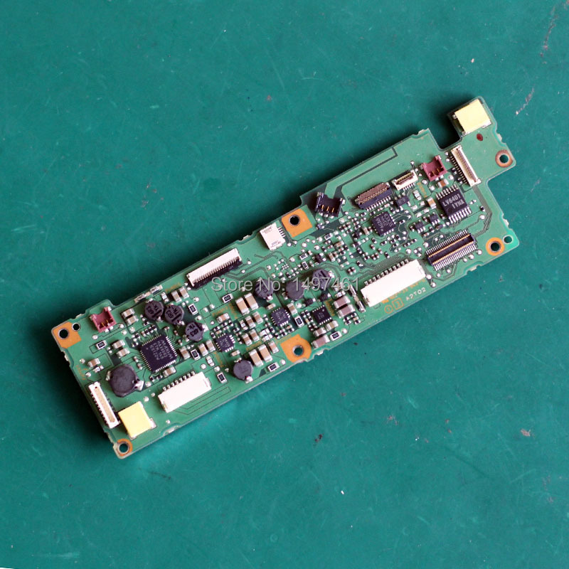 все цены на Used Bottom power drive board PCB repair parts For Canon EOS 1D-X 1DX DS126301 SLR онлайн