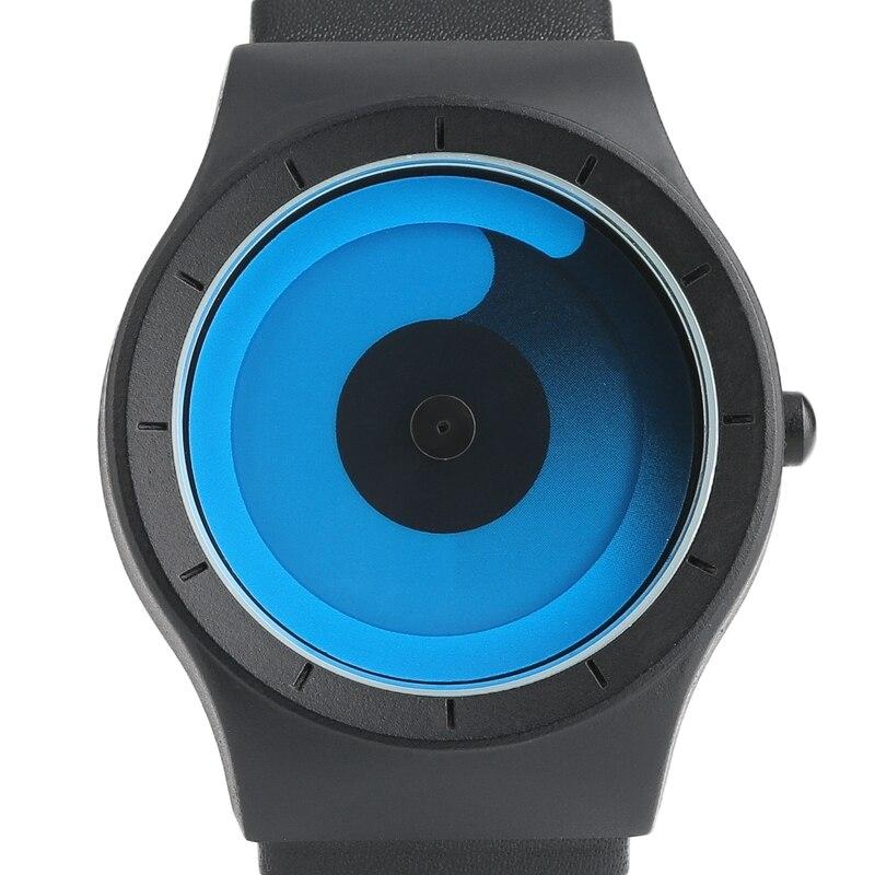 Herren Uhren Top Brand Luxus Spirale Plattenspieler Roman Sport Quarzuhr Männer Mode Aurora Stil Uhr Geschenke Relogio Masculino