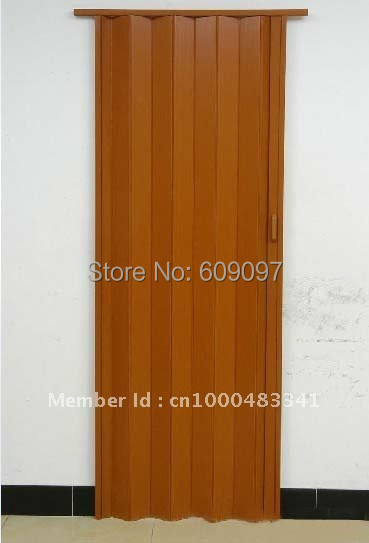 PVC folding door L06-001,Casual door,plastic door,accordion doors,H205cm*W92cm,postage free