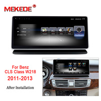 MEKEDE 10.25 HD Android 7.1 Navigation display for Mercedes Benz CLS Class W218 2011 2013 GPS stereo dash multimedia player