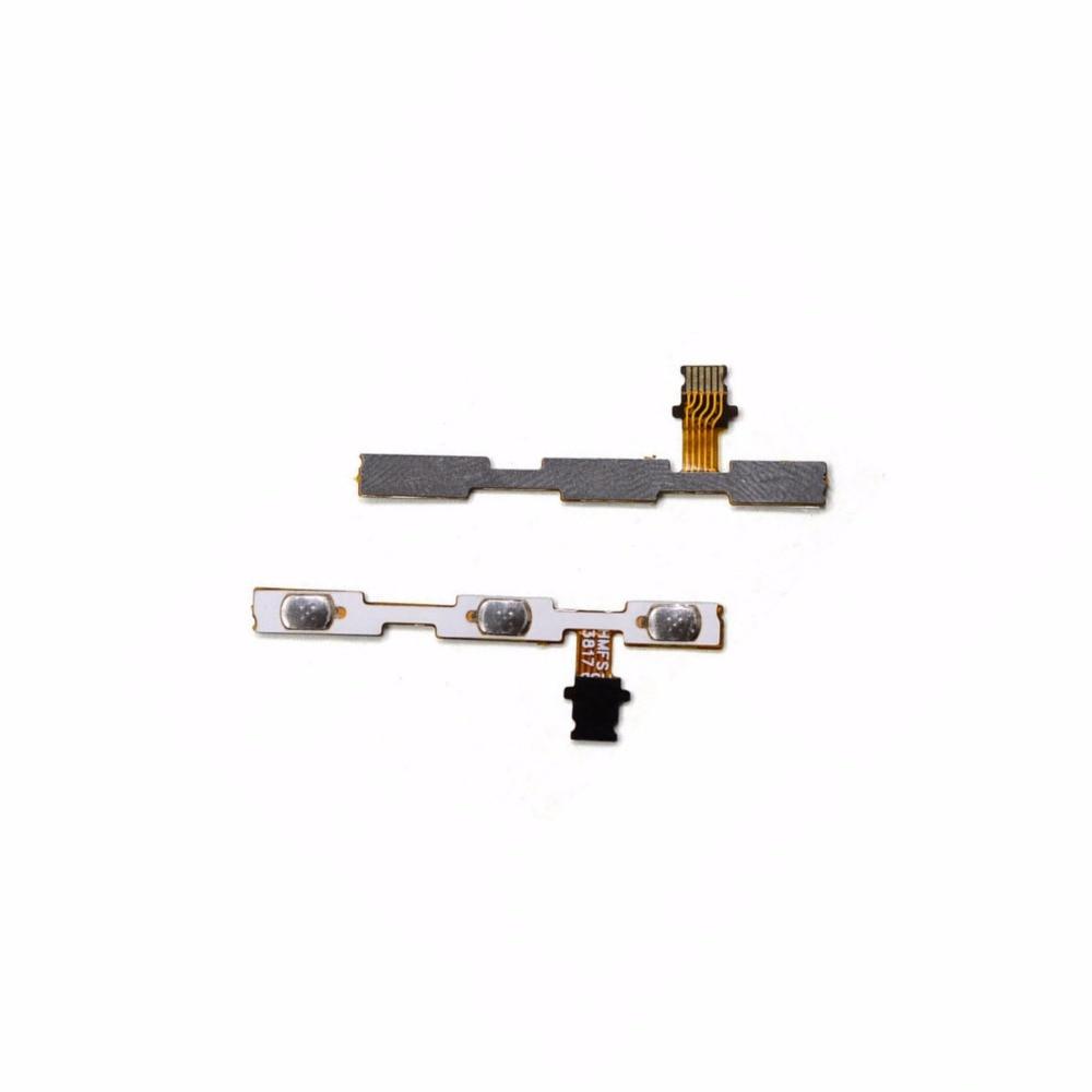 For xiaomi redmi 5 plus 5Plus Mobile Phone 1Pcs New Original Power on/off+Volume up/down Button Flex Cable Repair Parts