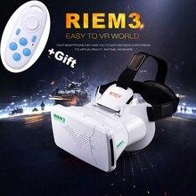 ชุดหูฟังความเป็นจริงเสมือน3D VRแว่นตาสำหรับ4 ~ 6.6นิ้วมาร์ทโฟนกับมินิไร้สายบลูทูธGamepad 3Dภาพยนตร์และเกมVRกล่อง