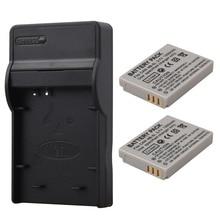 2 шт. NB-5L NB 5l NB5L Батарея + Зарядное устройство для Canon SX200IS SX210IS sx220hs sx230hs cb-2lxe PowerShot S100 S110 sd950 sd970 sd990