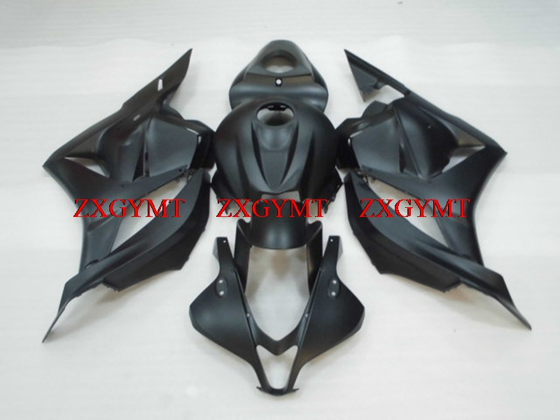 Full Body Kits for CBR600 RR 2009 - 2012 Motorcycle Fairing CBR600 RR 2011 Matter Black Fairings CBR 600 RR 2012Full Body Kits for CBR600 RR 2009 - 2012 Motorcycle Fairing CBR600 RR 2011 Matter Black Fairings CBR 600 RR 2012