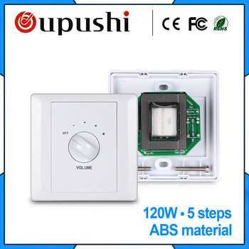 Ceiling speaker120watt volume switch controller Amplifier peripheral products фото