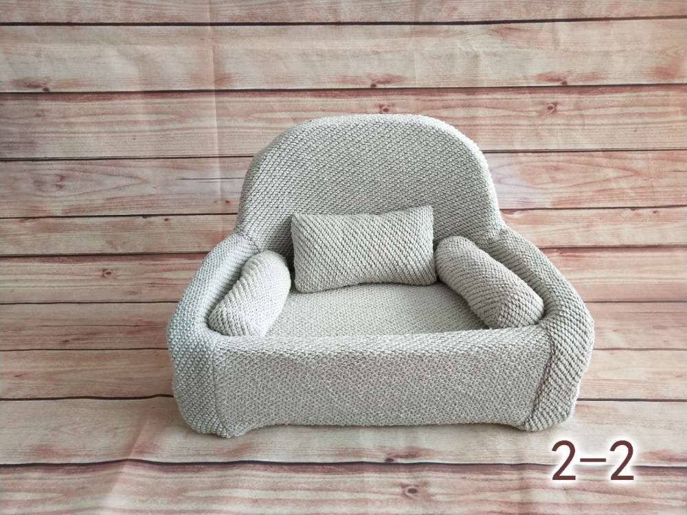 ╣Closeout DealsKids Chair Sofa Mini Seats Baby Soft Baskets Photo-Props Posing Newborn Unisex Full-Mooné