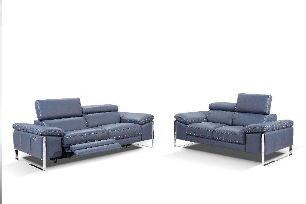 Contemporary Power Reclining Sofa Refil