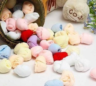 Free Shipping Children's Candy socks for baby Kids 60pcs/Lot
