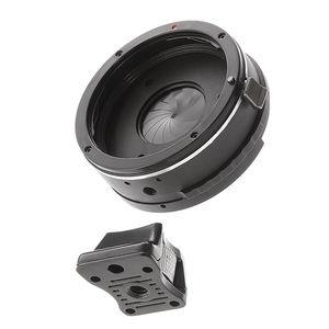 Image 5 - Dahili diyafram canon için Lens adaptör halkası EOS EF Lens M4/3 mikro 4/3 adaptörü GH5 GF6 G7 E M5 II E PL1 EM10