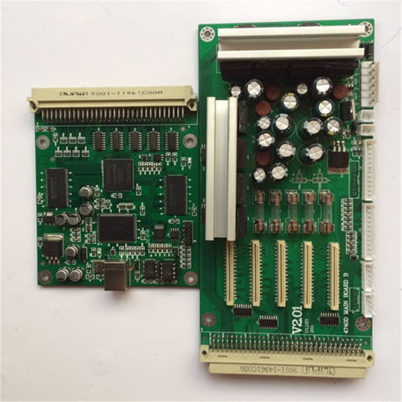 Xenons X3A-6407ASE Eco-solvent Printer MainBoard A+B