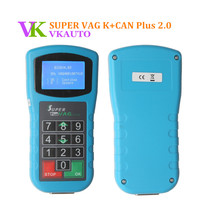 Super VAG K CAN Plus 2.0 Diagnose for Odometer Correction Airbag Reset tool and Read Key Code