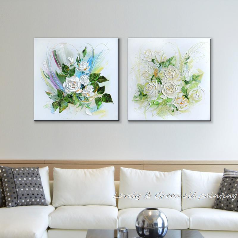 Hoge Kwaliteit Dikke Mechanisme Witte Bloemen Decoratie ...