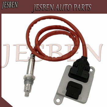 JESBEN Band New Nitrogen Oxide NOX Sensor Upstream 13628589846 For BMW 335d 535d 535d xDrive X5 2.0L 3.0L 2009-2017 5WK96699C