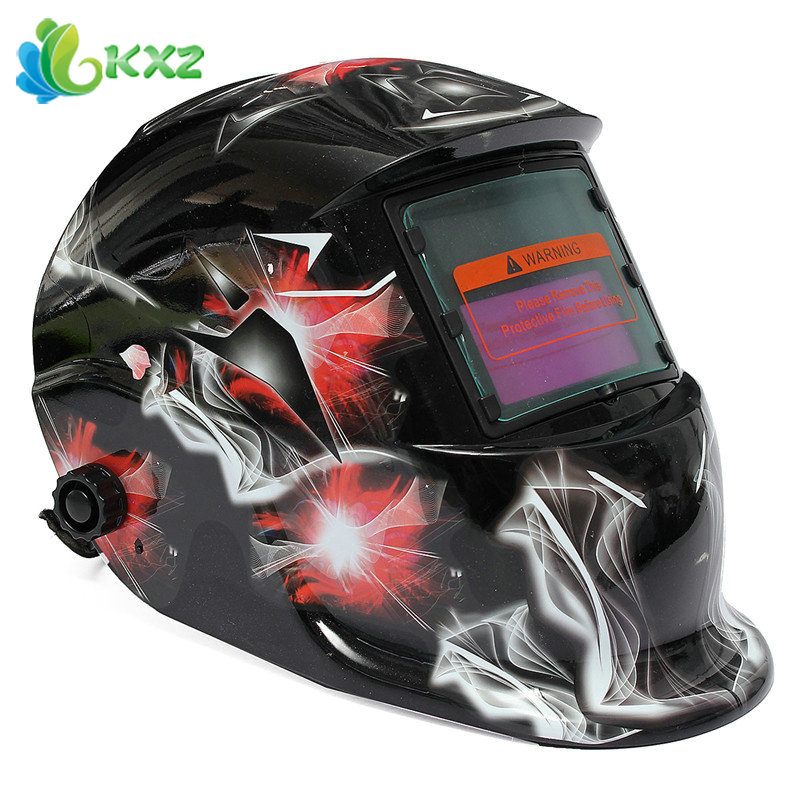Cool Pro Auto Darkening Grinding Welding Helmet Lens Solar Arc Tig mig Electric Welders Face Mask Cap for Welding Tools Machine
