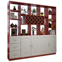 Sala Meube Storage Cristaleira Table Hotel Salon Display Armoire Living Room Commercial Mueble Shelf Bar Furniture wine Cabinet