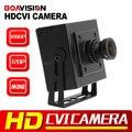 BOAVISION 2MP 1080P HD CVI Camera 720P 3.6mm Lens Super Mini Size 42*42mm CCTV 1.0MP HD CVI Camera For CVR DVR