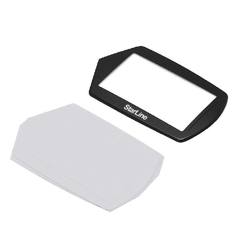 B9 LCD Keychain Glass For Starline B9 A91 B6 A61 B61 B91 V7 2 way Remote