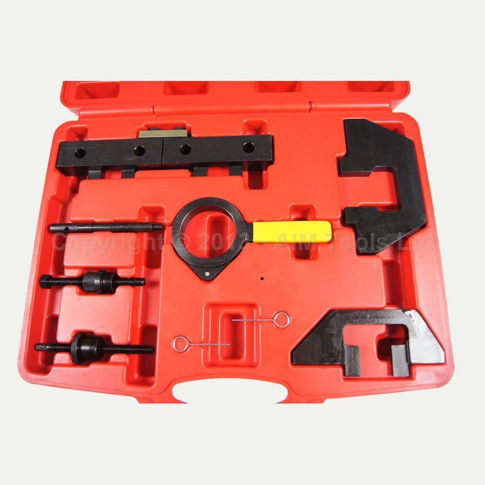 BMW Engine Timing Tool Petrol Diesel Chain & Belt Driven M42 M50 M52 AT62 wintools 10pc timing tool set for bmw m42 m44 m50 m52 m54 m56 wt04a2004