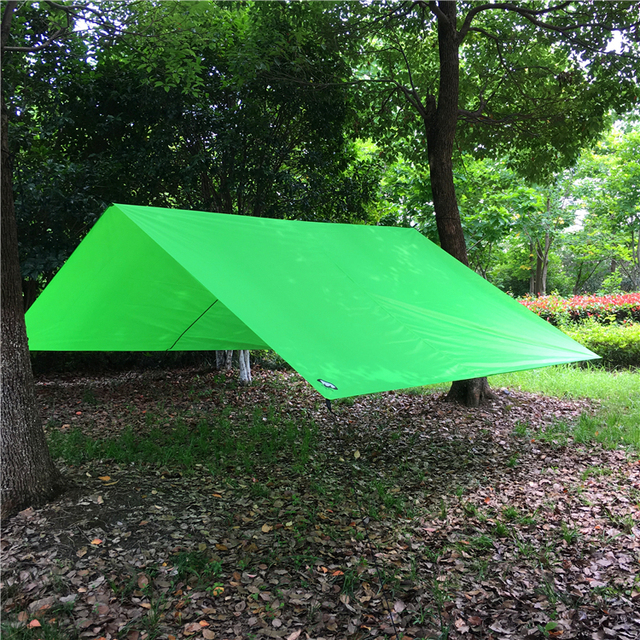 High-end Ripstop Tarp Tent CZX-190 Outdoor Hammock TarpRipstop Rain & High end Ripstop Tarp Tent CZX 190 Outdoor Hammock TarpRipstop ...