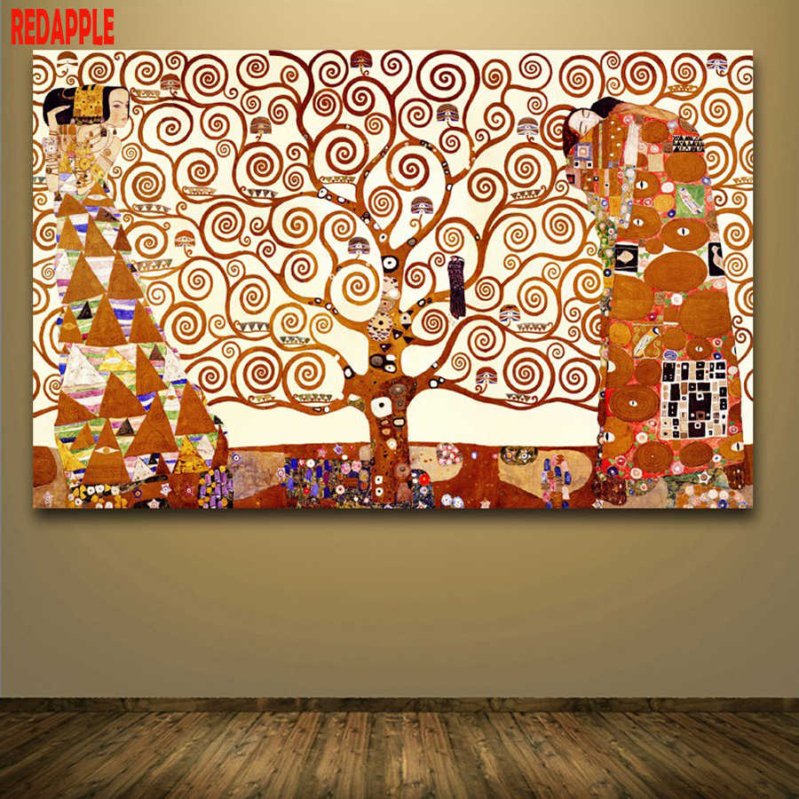 5d Rhinestone painting crystal Home Decor DIY Diamond painting Austria Gustav Klimt Tree of Life 3D cross stitch pattern diamond