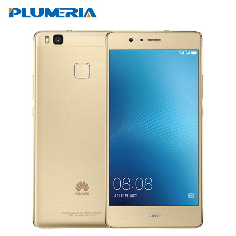 Original Huawei P9 Lite /G9 Lite Mobile Phone 4G LTE Hisilicon Kirin 650 Octa Core 3GB RAM 16G ROM 5.2