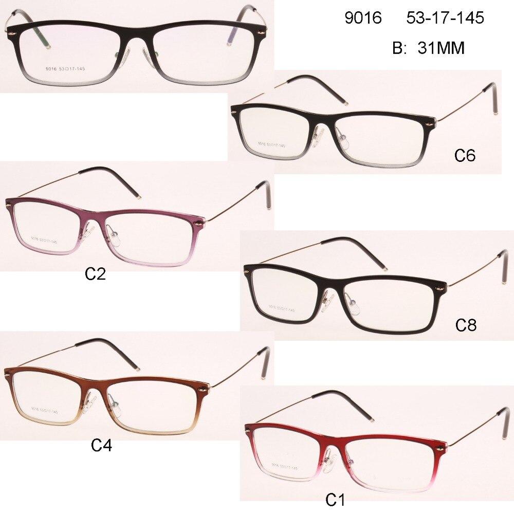 Maravilha dos olhos Das Mulheres Óculos Vintage Frames Designer Frame Ótico  Acetato Espetáculo oculos de grau Lunettes Óculos acessórios em Armações de  ... f8dd076692