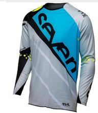Mens and womens new motorcycle off-road racing downhill jersey motocross mountain mtb Jersey
