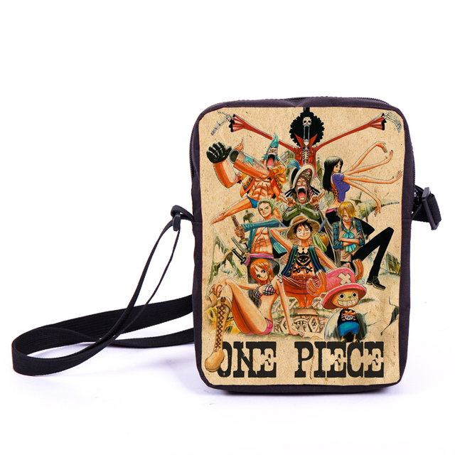 Attack on Titan / One Piece / Naruto / Tokyo Ghoul / Bag