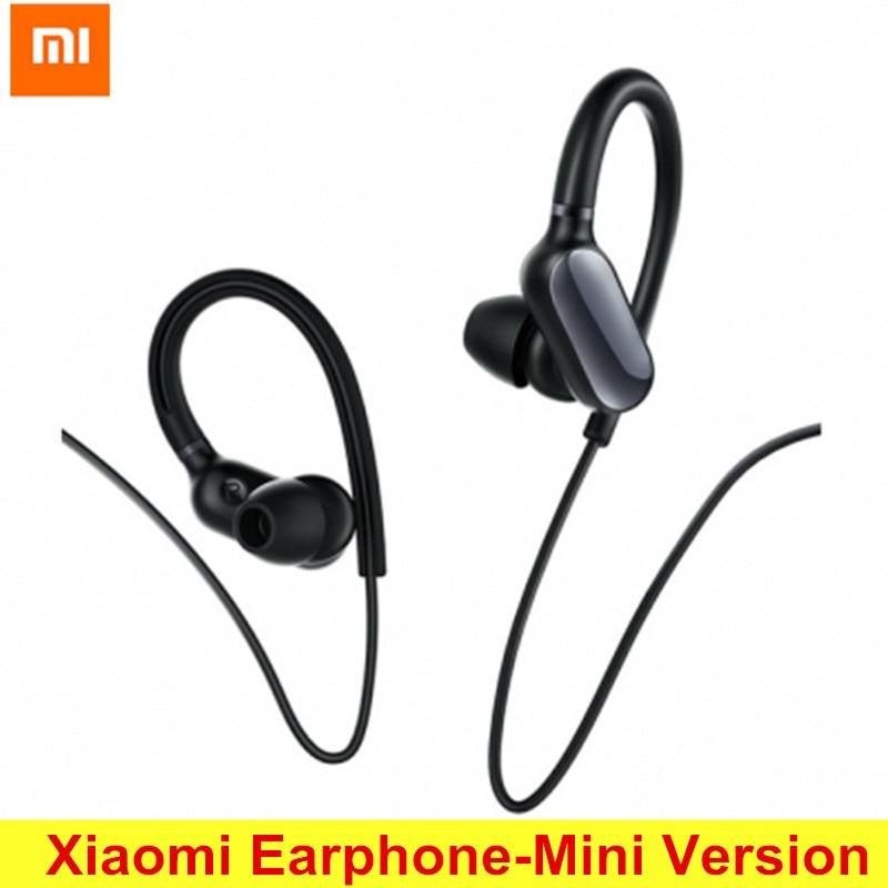 Xiaomi Mi Sports Bluetooth 4.1 Headset Wireless Earphone Mini Music Earphone Earbuds With Mic IPX4 Waterproof For Smart Phone