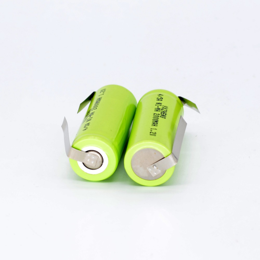 2PCS Replacement Toothbrush Battery for some Braun Oral-B Triumph 5000 9000 9500 9900 image