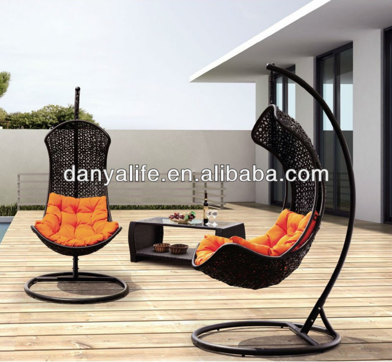 Gentil DYHM D1110,Rattan/ Wicker Hammock, Outdoor Leisure Hammock, Garden Patio  Swing Chair, Haning Chair In Hammocks From Furniture On Aliexpress.com |  Alibaba ...