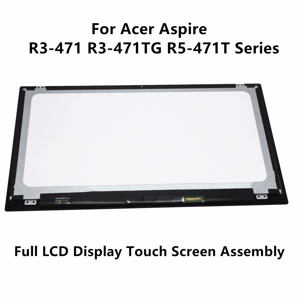 14 LCD Display B140XTN02.9 B140HAT02.0 Touch Panel Assembly Screen+Digitizer 1920X1080 For Acer Aspire R3-471 R3-471TG R5-471T new 11 6 for sony vaio pro 11 touch screen digitizer assembly lcd vvx11f009g10g00 1920 1080