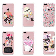 coque iphone 7 maquillage