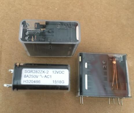 HOT NEW relay SGR282ZK-2-12VDC SGR282ZK-2 12VDC SGR282ZK2 SGR282ZK 12VDC DC12V 12V DIP6 2pcs/lot реле omron 2 h1 dc12v gen dpdt 1a 12v h1 12vdc 8pin 10pcs lot g5v 2 h1 12vdc