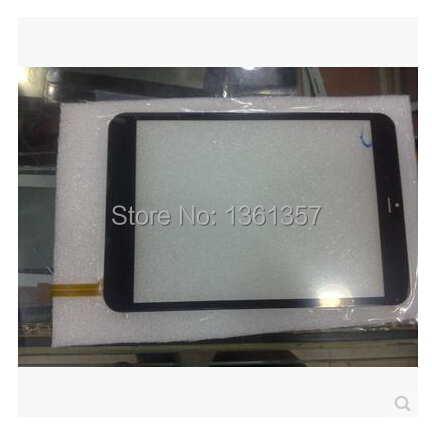 Original de 7.9 pulgadas ventana mini3 3g versión uno M1 M3 pantalla táctil capacitiva MT70821-V3 no inducción agujero