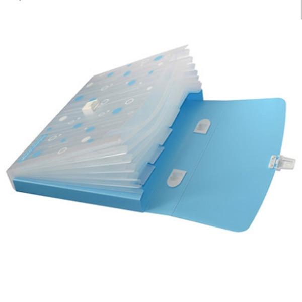 plastic briefcase document storage folder office school With document storage folders