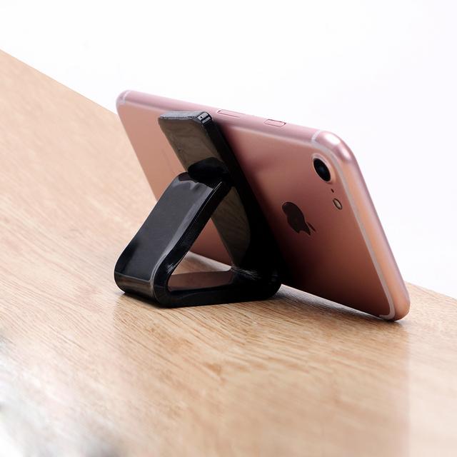 2pcs Magic Nano Rubber Pad Anti Slip Mat Sticker No Trace Car Mobile Phone Holder Lazy Bracket Pods Sticky Gel Pad Wholesale