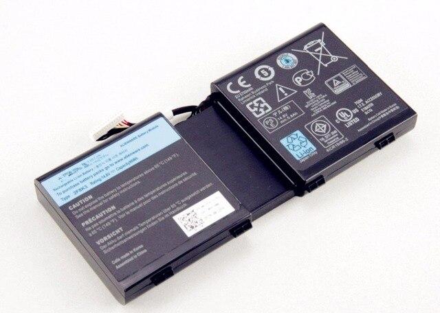 11.1 В 86WH оригинальные новые аккумулятор ноутбука 2F8K3 для DELL Alienware 17 18 ( ALW18D-1788 ) M18X M17X R5 2F8K3 0KJ2PX G33TT бесплатная доставка